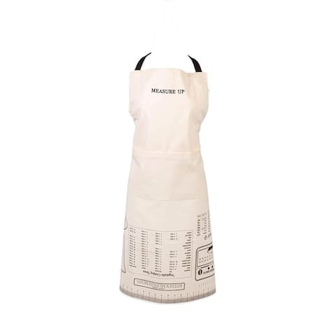 DII Measure Up Printed Chef's Apron