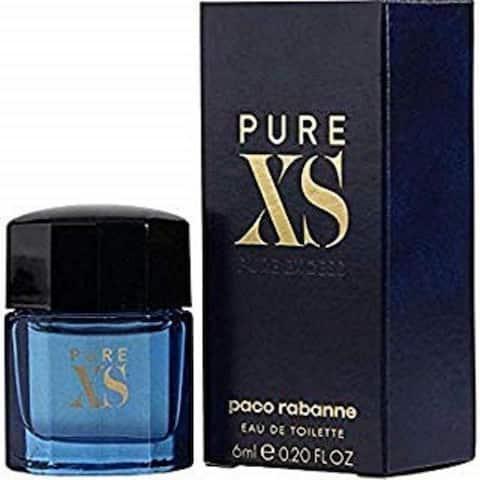 Pure XS by Paco Rabanne for Men Eau De Toilette Splash Mini 0.2 Oz