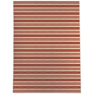 LANGOSTA RED Area Rug By Kavka Designs