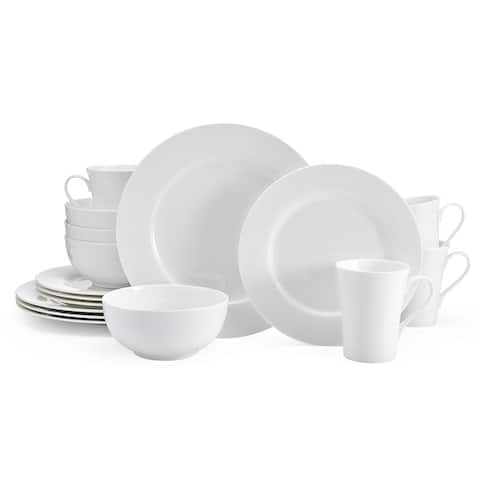 Mikasa Delray Bone China 16-Piece Dinnerware Set (Service for 4)