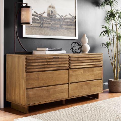 Carson Carrington Array 6-drawer Mid-century Style Dresser