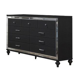 Regents Black Dresser