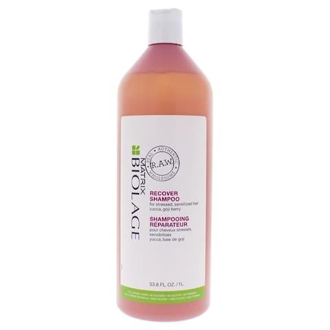 Biolate Raw Recover Shampoo by Matrix for Unisex - 33.8 oz Shampoo