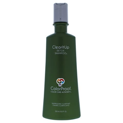 ClearItUp Detox Shampoo by ColorProof for Unisex - 8.5 oz Shampoo
