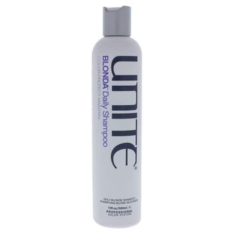 Blonda Daily Shampoo by Unite for Unisex - 10 oz Shampoo