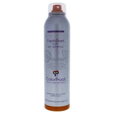 FreshStart Soft Dry Shampoo by ColorProof for Unisex - 5.1 oz Dry Shampoo
