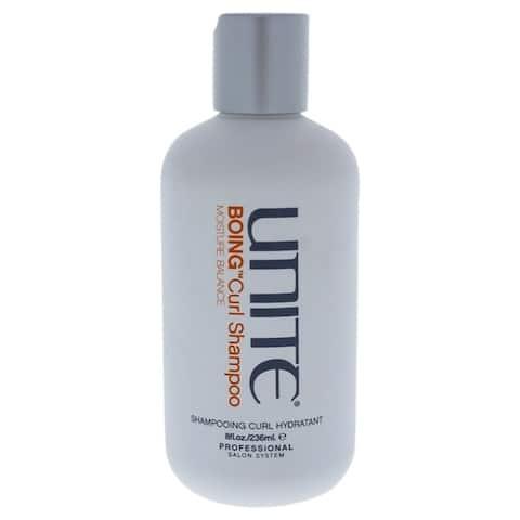 Boing Curl Shampoo by Unite for Unisex - 8 oz Shampoo