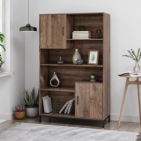 Frankford Contemporary Faux Wood Cube Unit Bookcase by Christopher Knight Home
