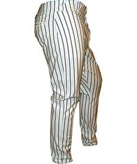 Yankees Tanyon Sturtze No. 56 2006 Game Issued Home Pants