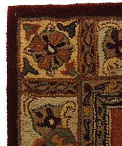 Safavieh Handmade Classic Bakhtieri Multicolored Wool Rug (2'3 x 14') - Thumbnail 2