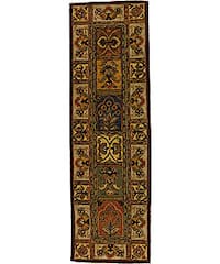 "Safavieh Handmade Classic Bakhtieri Multicolored Wool Rug - 2'3"" x 14'"
