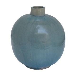 "Handmade 6"" Lily's Living Vintage Vase"