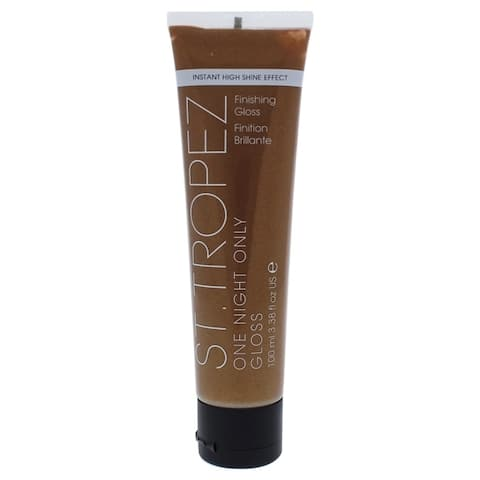 One Night Only Finishing Gloss by St. Tropez for Women - 3.38 oz Brozer