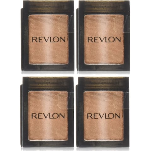 (4 Pack) NEW Revlon ColorStay Eye Shadow Links, Copper/260, 0.05 Ounce