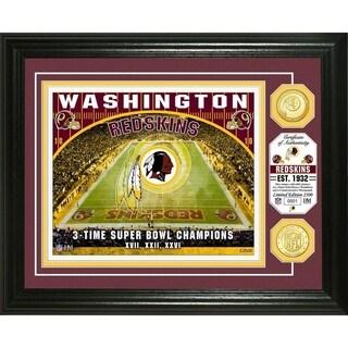 Washington Redskins Stadium Bronze Coin Photo Mint