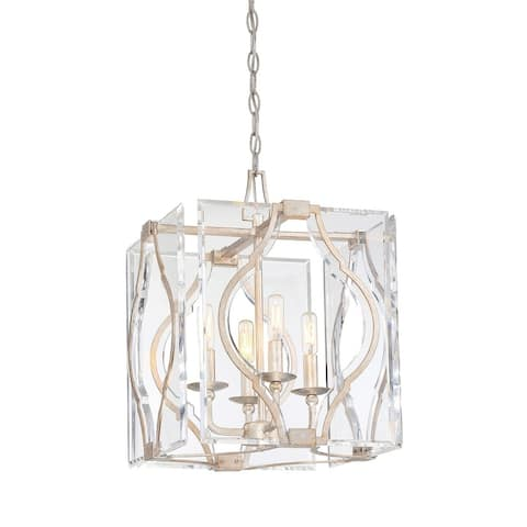 Brenton Cove - 4 Light Pendant
