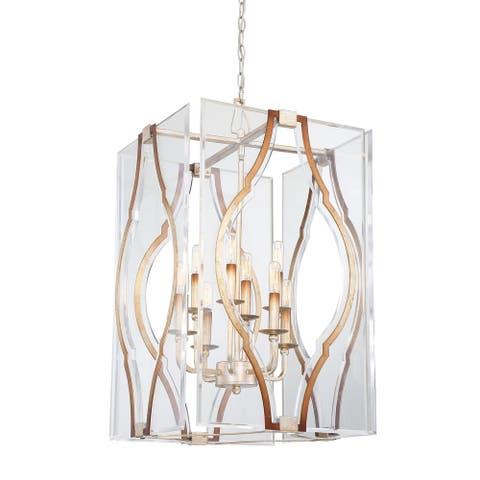Brenton Cove - 8 Light Pendant