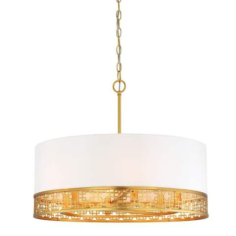 Blairmoor - 6 Light Pendant