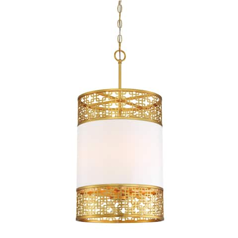 Blairmoor - 4 Light Pendant