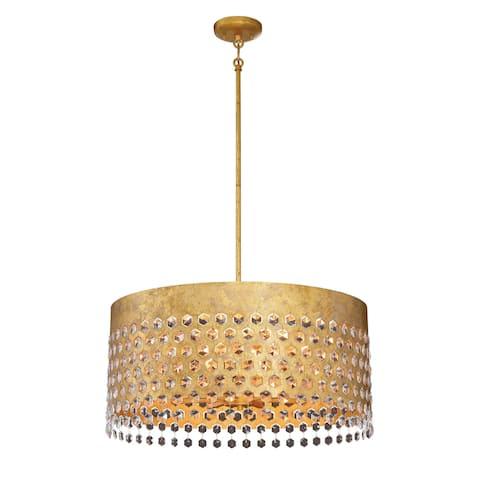 Kingsmont - 8 Light Pendant