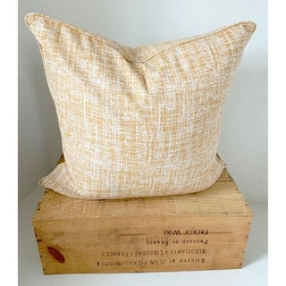 The Insiring Home Maize Texture Design Pillow