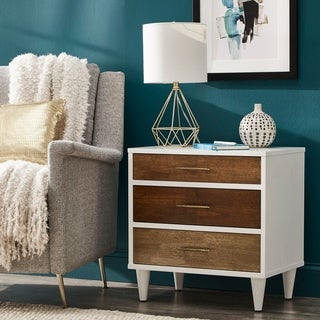 Carson Carrington Christian 3-drawer Nightstand