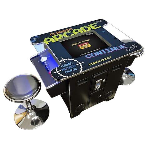 Creative Arcades 60 Classic Games 2 Player Cocktail Table Arcade Machine