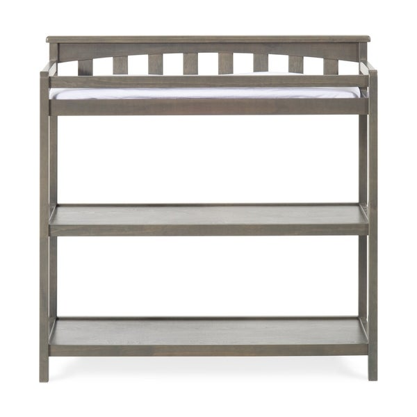Child Craft Flat Top Changing/Dressing Table-Dapper Gray