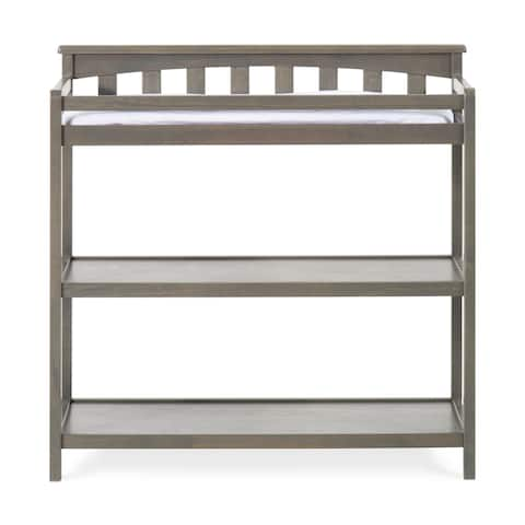 Child Craft Flat Top Changing Table-Dapper Grey