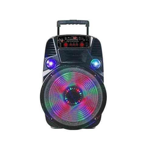 15-Inch Portable Party Speaker