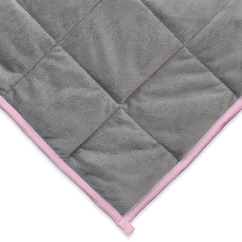 Reversible Weighted Anti-Anxiety Blanket