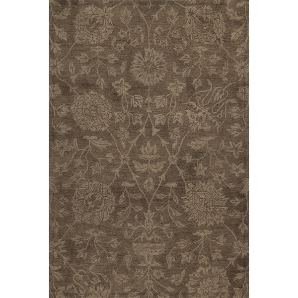 Copper Grove Llumeneres Hand-tufted Vintage Area Rug. Opens flyout.