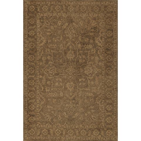 Copper Grove Nagol Hand-tufted Vintage Wool Area Rug