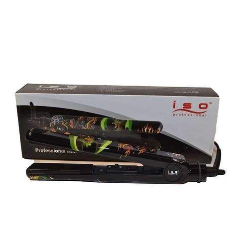 Iso Professional Hair Straightener Dragon