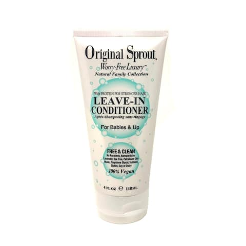Original Sprout Leave In Conditioner 4 oz