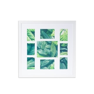 Link to Manu Collage Frame  with 9 Image Openings White Similar Items in Decorative Accessories