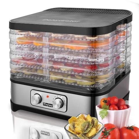 Homdox Food Dehydrator Machine Electric Multi-Tier Food Dry