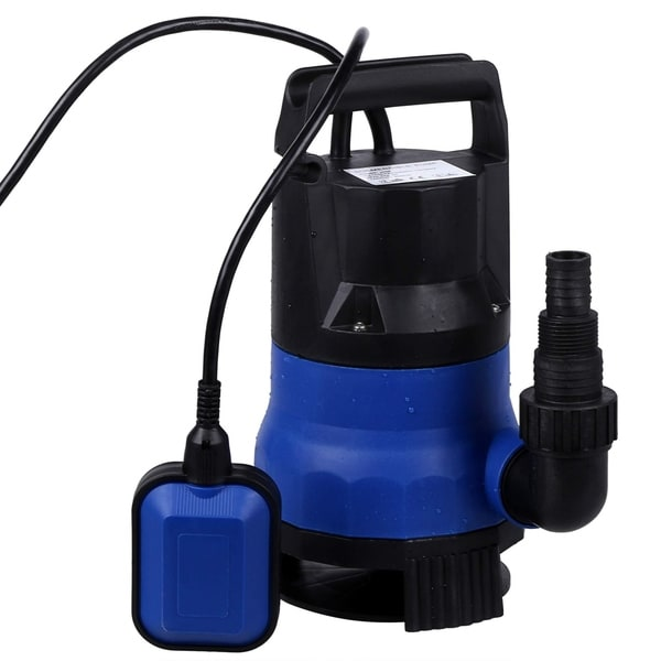 New Enery Saving Clean Submersible Water Pump Garden House Small Powerful US Plug