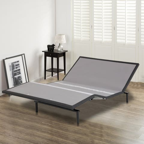 Strick & Bolton Halonen Adjustable Bed Frame with Wireless Remote
