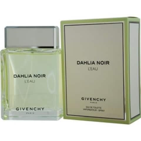 Dahlia Noir L'Eau for women by Givenchy Gel Tester 6.7 Oz