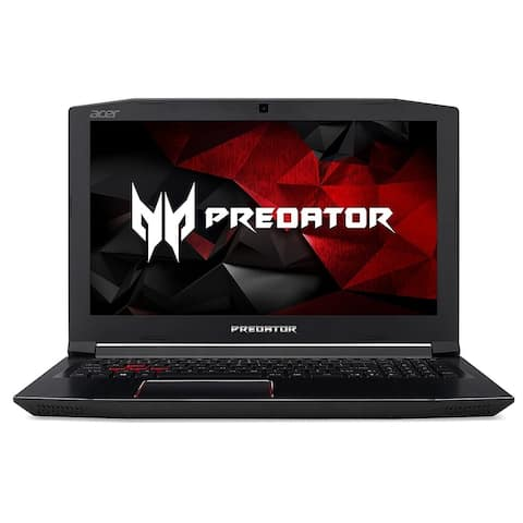 Acer Predator Helios 300 Intel Core i7-8750H 2.20GHz 16GB Ram 512GB SSD W10H - Refurbished