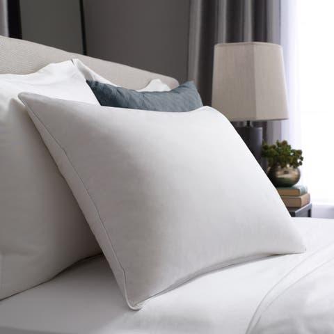 Pacific Coast Hotel Symmetry Pillow - White