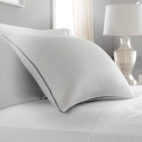 Pacific Coast StayLoft Pillow - White/White/Blue Cord