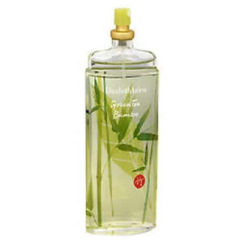 Green Tea Bamboo for Women by Elizabeth Arden Eau De Toilette Spray No Cap Tester 3.3 oz