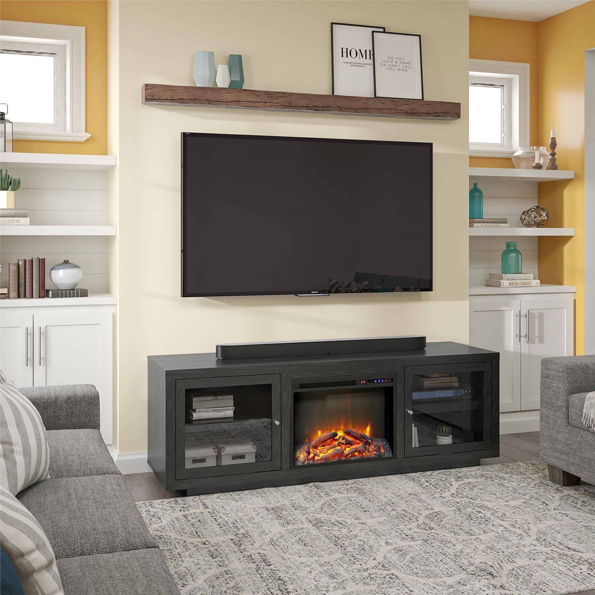 Fireplace Tv Stand For Tvs
