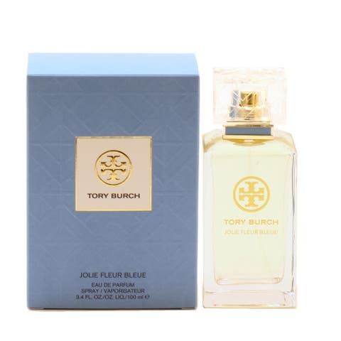 Tory Burch Jolie Fleur Bleue Eau De Parfum Spray 3.4 OZ