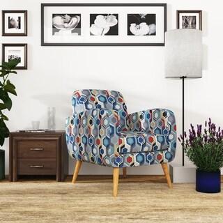Carson Carrington Klaipeda Mid-century Modern Arm Chair