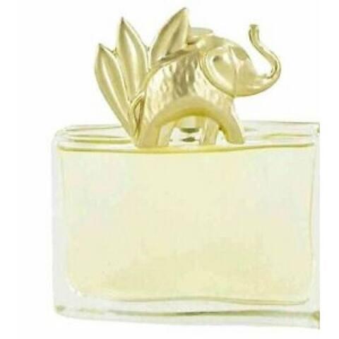 Jungle L'Elephant for Women by Kenzo Eau De Parfum Spray No Cap Tester 3.4 Oz