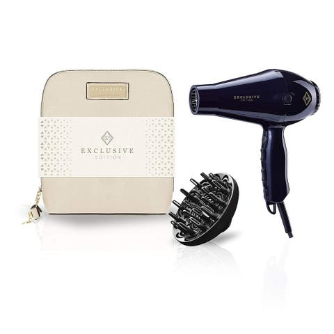 Exclusive Edition 1875 Watt Professional Hair Dryer with 3 piece Nozzle