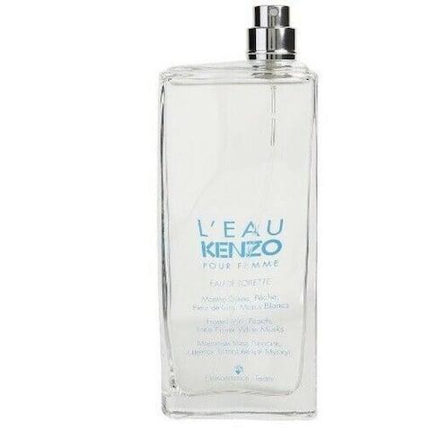 L'Eau Kenzo/Kenzo Edt Spray No Cap Tester 3.3 Oz (100 Ml) Women'S